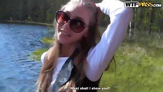 Krystal Boyd - Beautiful Girl Fucked By The brush Bf
