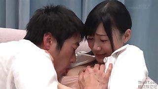 Pound A Japanese Elegant Eighteen Years Elderly Nurse - HD movie