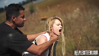 Brutal fuck in the back be worthwhile for beyond trick with voracious Lily Dixon
